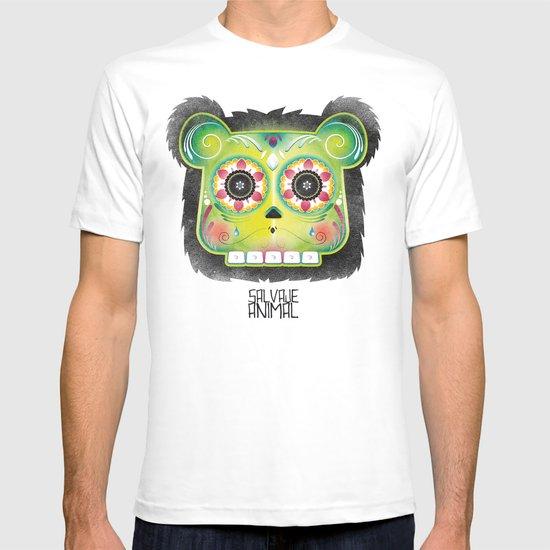 SALVAJEANIMAL DEADMex T-shirt