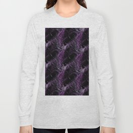 Flecked Whimsy Long Sleeve T-shirt
