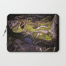 Roots of Love Laptop Sleeve