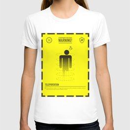 Mad Science: Teleportation T-shirt