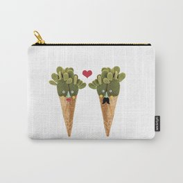 Ms and MR Cactus Carry-All Pouch