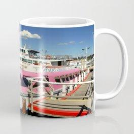 Colourful Boat Coffee Mug