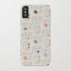 Viewfinder iPhone X Slim Case