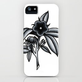 Flower II iPhone Case
