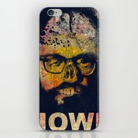 howl iPhone & iPod Skins featuring Howl by Alec Goss