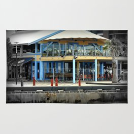 Foreshore cafe - Geelong Rug