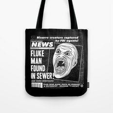 Freaky World News Tote Bag