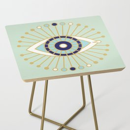 Evil Eye Collection Side Table