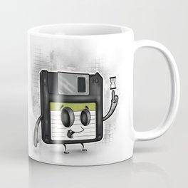 Floppy Disc Dave Coffee Mug