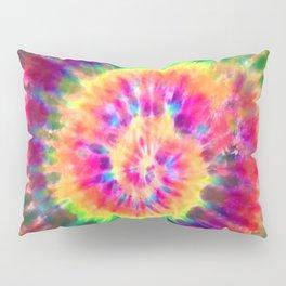 Tie-Dye Pillow Sham