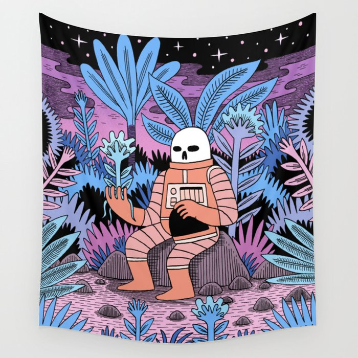 The Second Cycle Wall Tapestry
