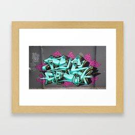 Fes Framed Art Print