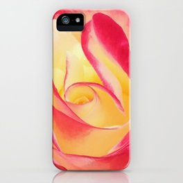 Summer Rose Untouched iPhone Case