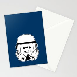 Cassette Trooper Stationery Cards