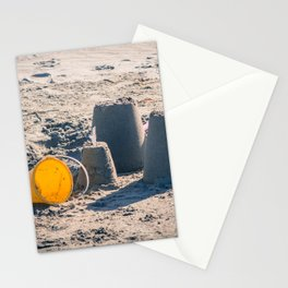 Sand Castle Stationery Cards
