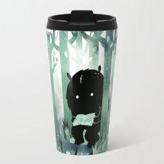 A Quiet Spot (in green) Travel Mug