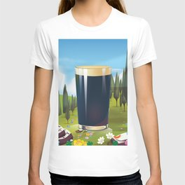 Beer In the Landscape, T-shirt