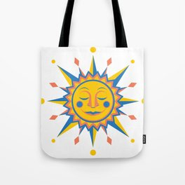 Summer's Joy Tote Bag