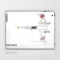 Star Wars Vehicle X-Wing Fighter Laptop & iPad Skin