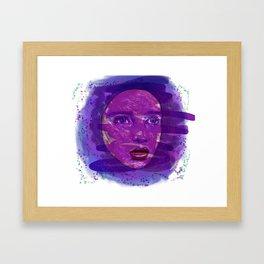 Therese Framed Art Print