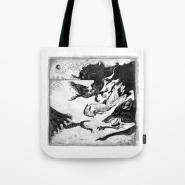 Hunted Tote Bag