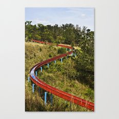 How I Roll Canvas Print