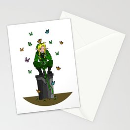 Elfish Print Stationery Cards