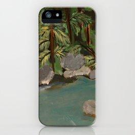 Tropic Vibes iPhone Case