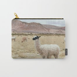 Alpaca Carry-All Pouch