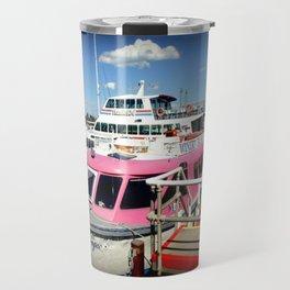 Think Pink! Travel Mug