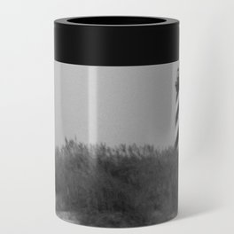 Hatteras Black & White Can Cooler