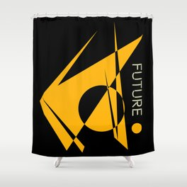 Future Now Shower Curtain