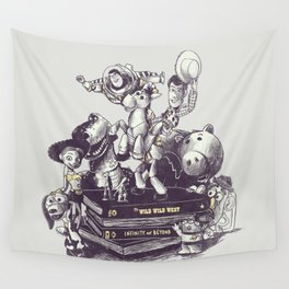 Toy Story Wall Tapestry