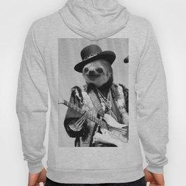 Rockstar Sloth #2 Hoody