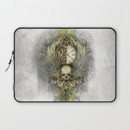 Wings Of Time Laptop Sleeve