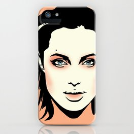 Jolie iPhone Case