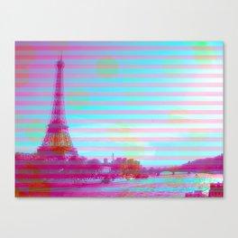 SUMMERY EYES Canvas Print