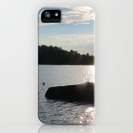 Roly and Rachel iPhone Case
