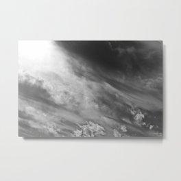 Brewing Storm IX Metal Print