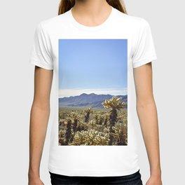 Cholla Cactus Garden T-shirt