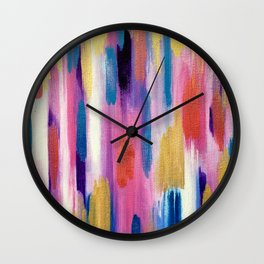 Shimmer and Sparkle Wall Clock