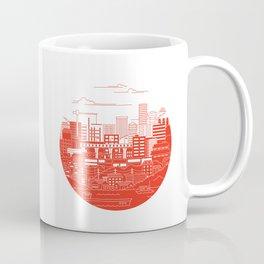Rebuild Japan Coffee Mug