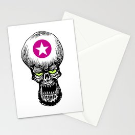 Mr. Star Stationery Cards