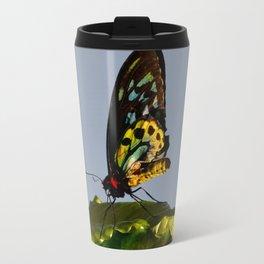 The Queen Alexandra Bird Wing Butterfly by Teresa Thompson Travel Mug
