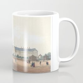 Paris art print Paris Decor office decoration vintage decor HOTEL DES INVALIDES of Paris Coffee Mug
