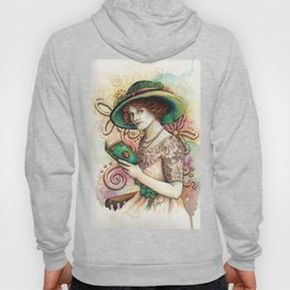 Read at your Leisure Hoody