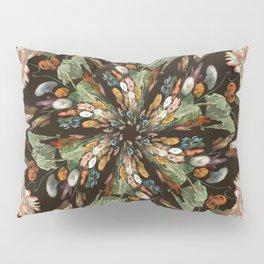 Flemish Floral Mandala 3 Pillow Sham