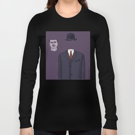 """The Unwanted Pilgrim"" (Syria) Long Sleeve T-shirt"