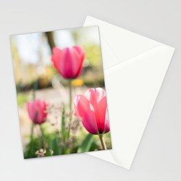 Magic Tulip Stationery Cards