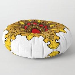 Filigree v3 Floor Pillow